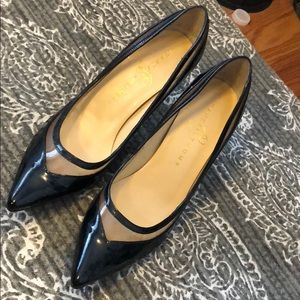 Ivanka Trump Black Heels